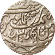 1 Rupee - Shah Alam II (Najibabad mint) – reverse