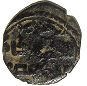 Fals - Al-Mansur Muhammad I - 1191-1220 AD (type B - Hamah) – obverse
