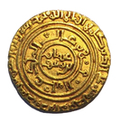 Dinar - al-'Aziz 'Uthman (Cairo) – reverse