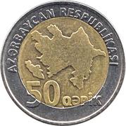 50 Qəpik -  obverse