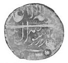 Abbasi - Mahdi Quli Khan Muzatfar – obverse