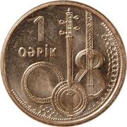 1 Qəpik – reverse
