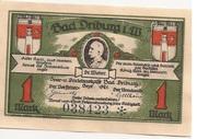 1 Mark (Spar- und Darlehnskasse) – obverse