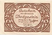 10 Heller (Bad Gastein) -  reverse