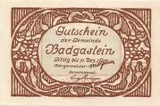 60 Heller (Bad Gastein) – reverse