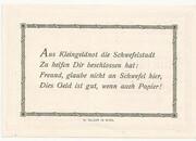 50 Heller (Baden) -  reverse