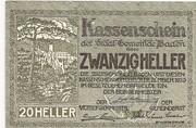 20 Heller (Baden) -  obverse