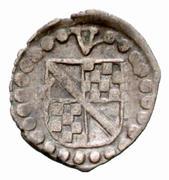 1 Pfennig - Philibert (Schüsselpfennig) – obverse