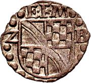 1 Pfennig - Eduard Fortunat (Schüsselpfennig) – obverse