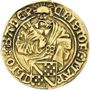 1 Goldgulden - Christoph I – obverse