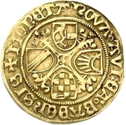 1 Goldgulden - Christoph I. – reverse