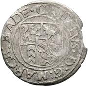 ½ Batzen - Karl II. – obverse