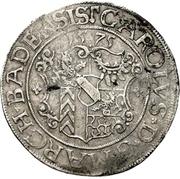 60 Kreuzer - Karl II. (Guldentaler) – obverse