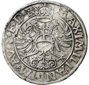 60 Kreuzer - Karl II. (Guldentaler) – reverse