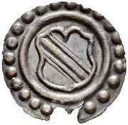 1 Rappen - Friedrich VII. Magnus – obverse