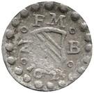 1 Pfennig - Friedrich V. (Pforzh