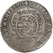 1 Thaler - Friedrich V. (Pforzheim) – reverse