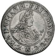 12 Kreuzer - Friedrich Magnus VII. – obverse