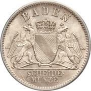 3 Kreuzer - Friedrich I. – obverse
