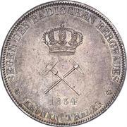 1 Kronenthaler - Leopold I. (Ausbeute-Kronentaler) – reverse