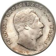 2 Gulden - Leopold – obverse