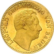 1 Ducat - Leopold I. – obverse