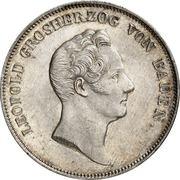 1 Kronenthaler - Karl Leopold Friedrich – obverse