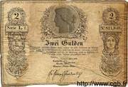 2 Gulden – obverse