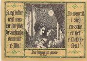 50 Pfennig (Schopfheim) – reverse