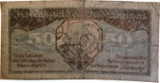 50 Pfennig (Singen am Hohentwiel) – obverse