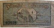 50 Pfennig (Singen am Hohentwiel) – reverse
