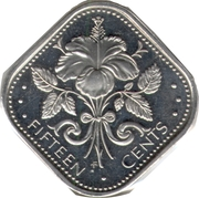 15 Cents -  reverse