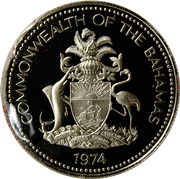 50 Cents - Elizabeth II (Silver Proof Issue) -  obverse