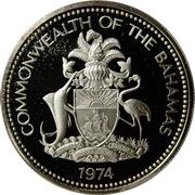 1 Dollar - Elizabeth II (Silver Proof Issue) – obverse