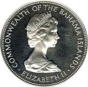 5 Dollars - Elizabeth II – obverse