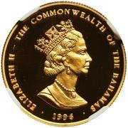 5 Dollars (Third Millennium) -  obverse