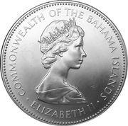 2 Dollars - Elizabeth II – obverse