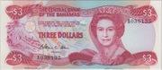 3 Dollars -  obverse