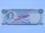 10 Dollars -  obverse
