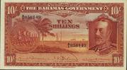 10 Shillings - George V – obverse