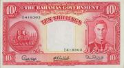 10 Shillings - George VI – obverse