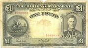 1 Pound - George VI – obverse