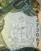 50 Cents - Elizabeth II -  obverse