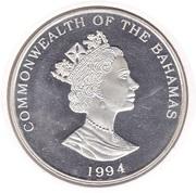 5 Dollars - Elizabeth II (Endangered Wildlife) – obverse