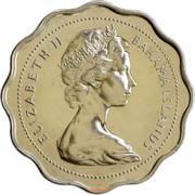 10 Cents - Elizabeth II (2nd portrait) -  obverse