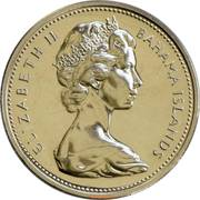 25 Cents - Elizabeth II – obverse
