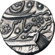 1 Rupee - Bahawal Khan III -  reverse