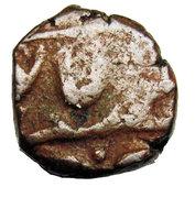 ½ Gani - Mahmud Shah Bahmani – reverse