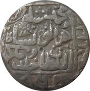 1 Tanka - Shams al-Din Muhammad Shah III (Muhammadabad mint) – reverse