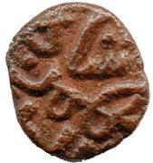 ½ Falus - Ala Al Din Bahman Shah – reverse